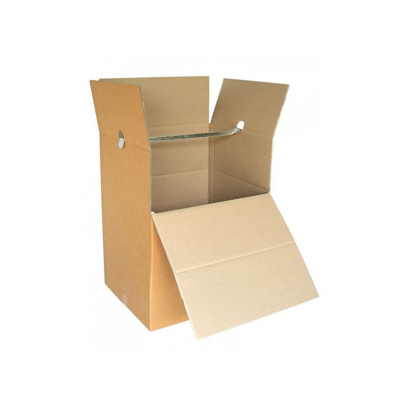 Comment emballer des vêtements dans une boite