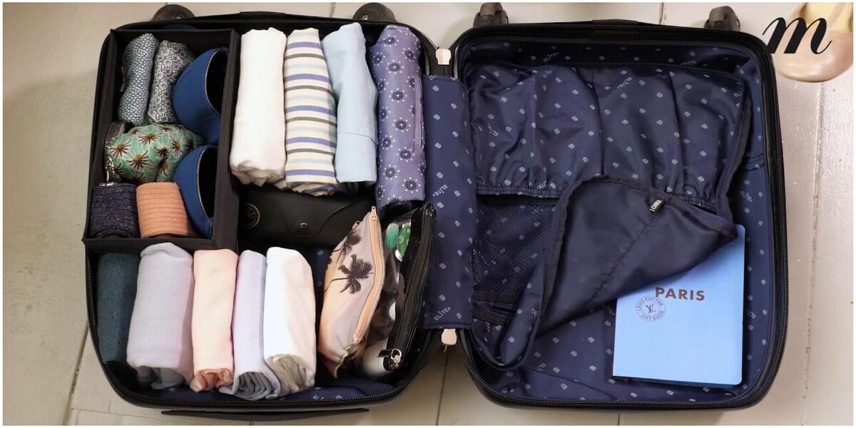 valises pour rangement