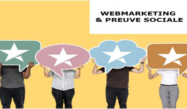 Qu'est-ce que le marketing de preuve sociale